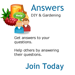 DIY and Gardning - Questions and Anwers