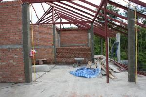 Inside the Villa - Living Area