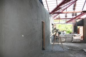 Rendering the Internal Walls