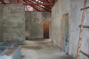 Internal Walls Being Rendered