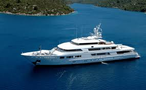 Ultimate Living - the luxury Super Yacht