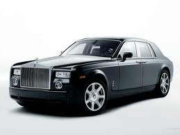 Luxury Cars - The Rolls Royce